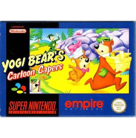 Adventures of Yogi Bear- Cartoon Capers
