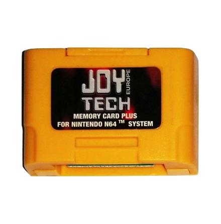 N64 Memory Card Noname