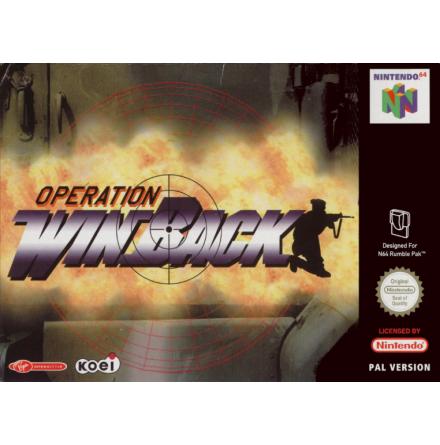 Operation: Winback