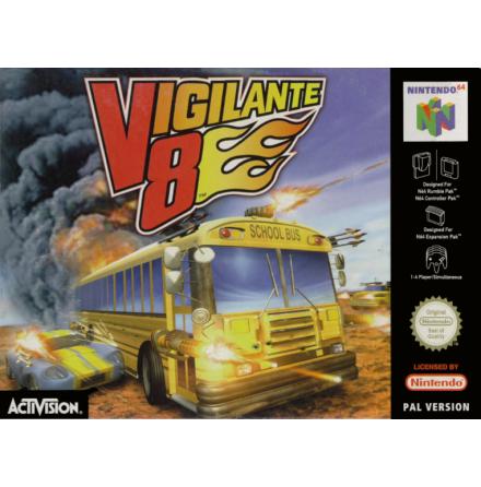Vigilante 8