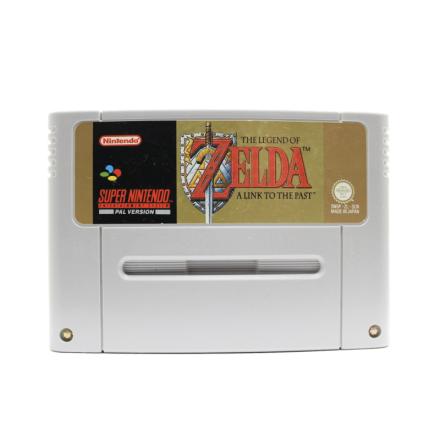 The Legend of Zelda: A Link to the Past (Zelda 3)