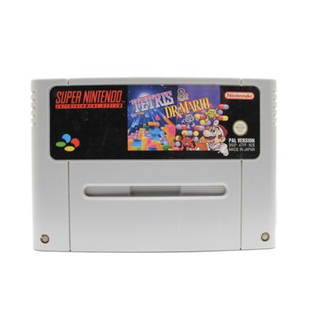 Tetris&Dr. Mario