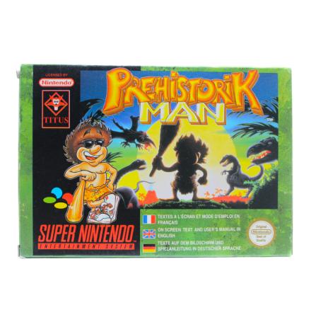Prehistorik Man