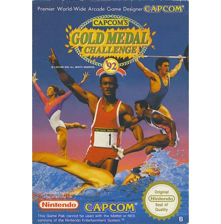 Capcom´s Gold Medal Challenge 92