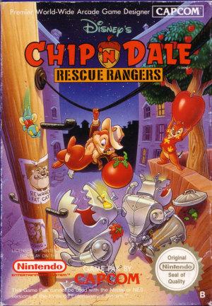 Disney Chip 'n Dale Rescue Rangers
