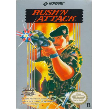 Rush'n Attack