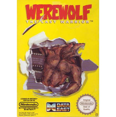 Werewolf the Last Warrior