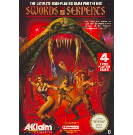Swords & Serpents